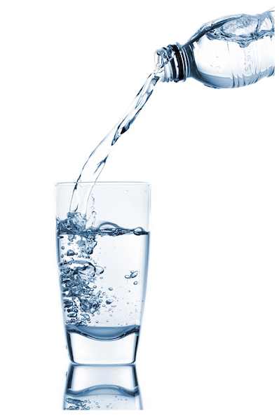 detoxikace pleti voda