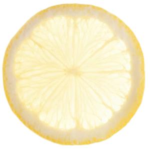 jarni detoxikace pleti citron