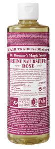Kastilské mýdlo růže