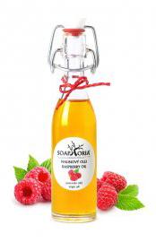 Přírodní malinový olej Soaphoria