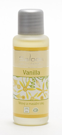 Vanilkový olej Saloos