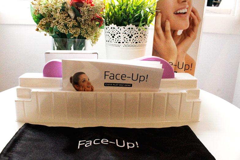 face-up! po rozbalení