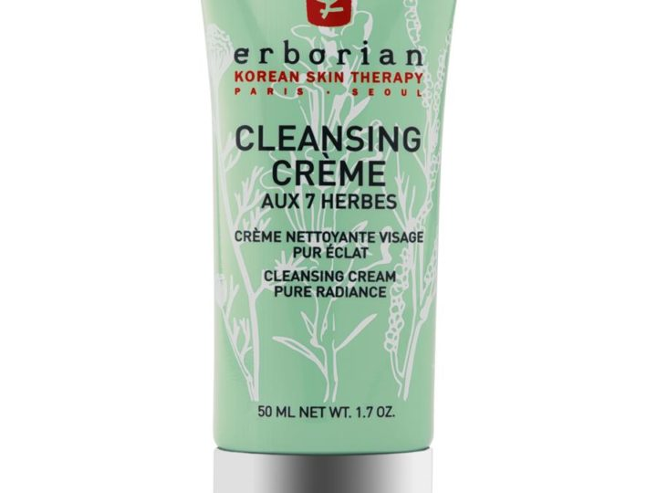 Erborian čisticí krém detox 7 herbs recenze a použití