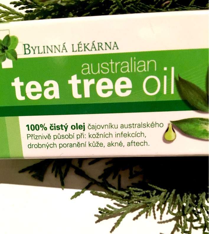 Tea tree olej