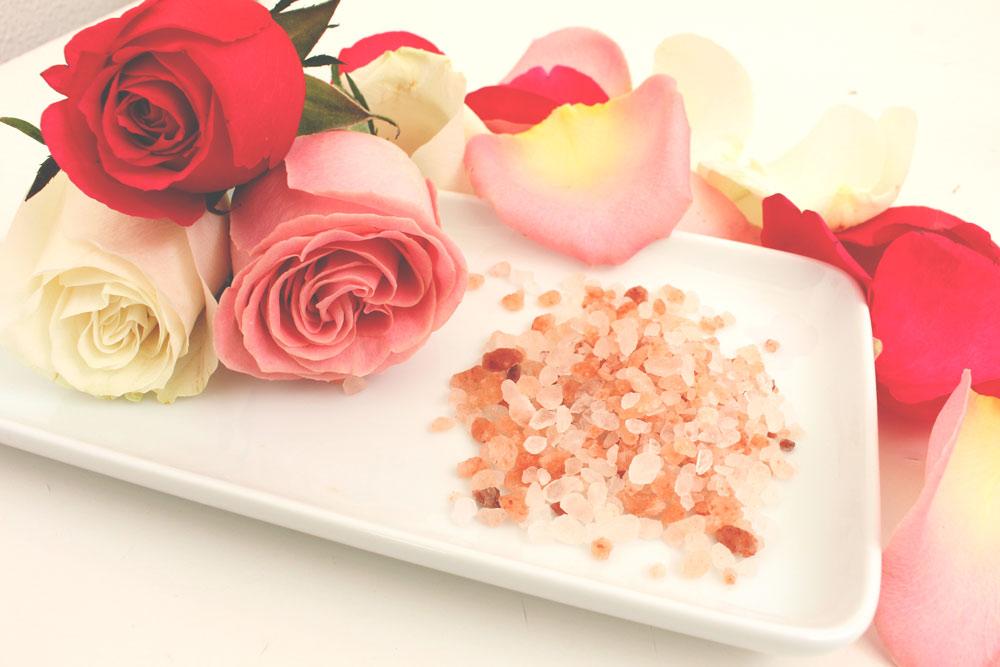 himalájská růžová sůl