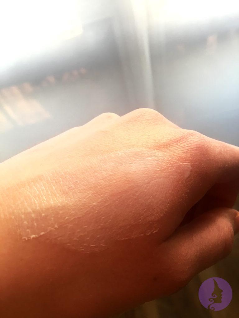 mandlový krém na citlivou pokožku weleda