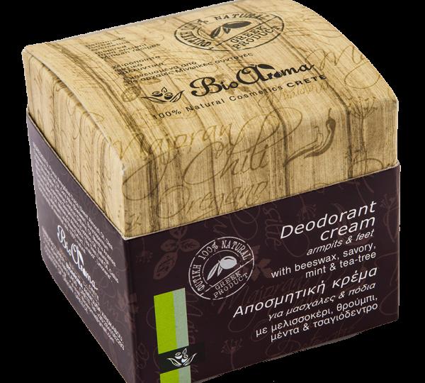 Recenze přírodního deodorantu bez hliníku od značky Bioaroma