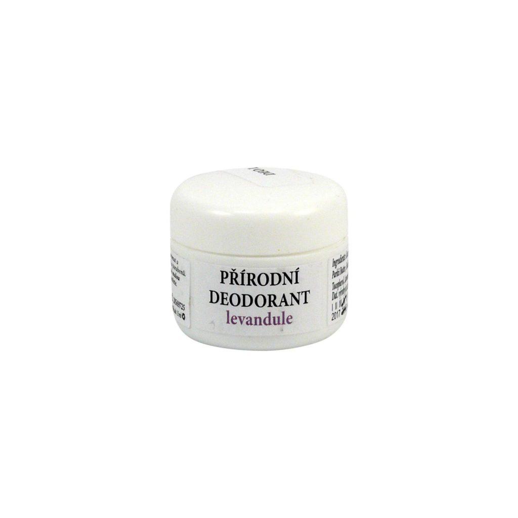 Levandulový přírodní deodorant od značky Rae